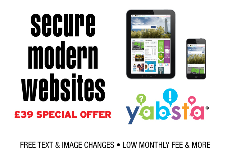 Website Building £39 Special Offer