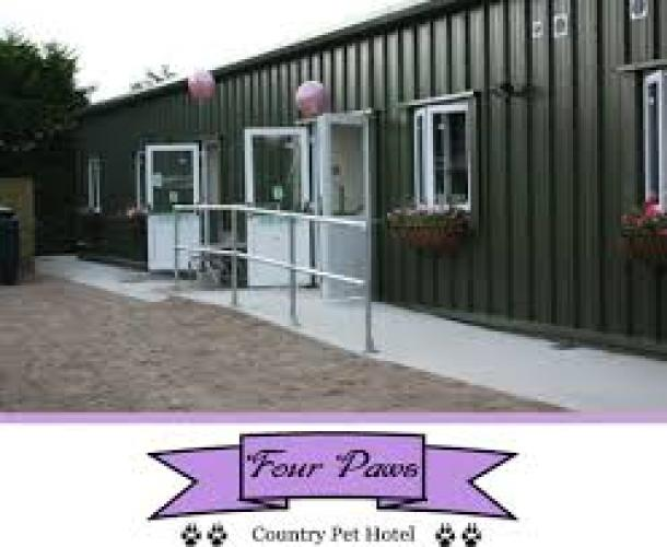 Four Paws Country Pet Hotel