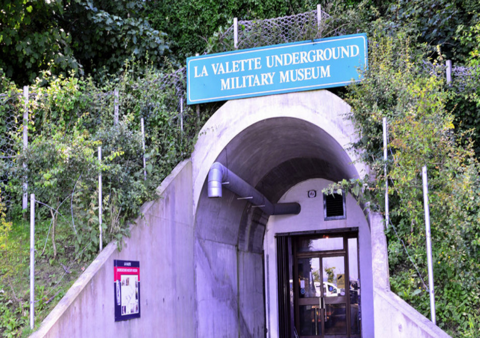 La Vallette Underground Military Museum