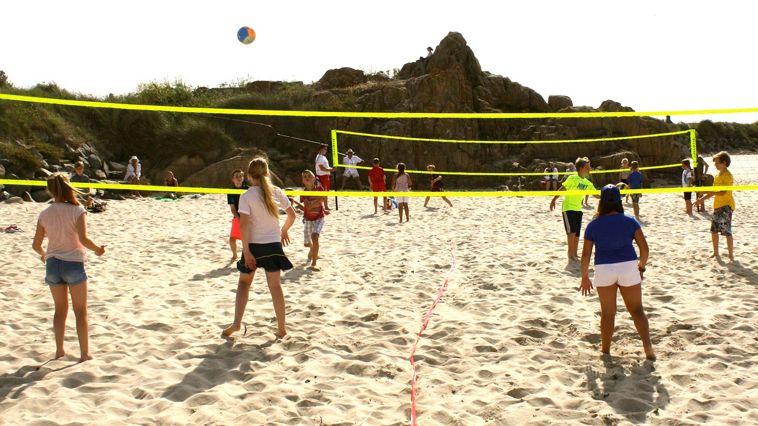 Guernsey Beach Volleyball Tournament
