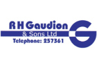 RH Gaudion & Sons Ltd