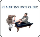 St Martin Foot Clinic