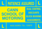 Cann School of Motoring